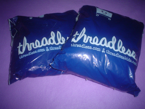 Paquete Threadless
