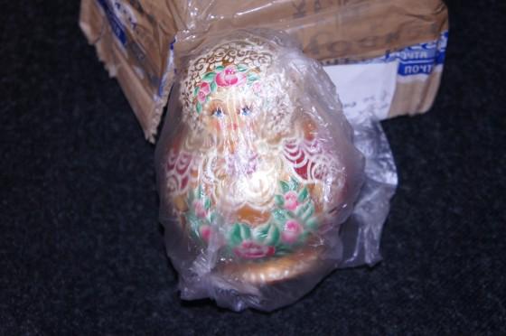 Paquete: Muñeca rusa