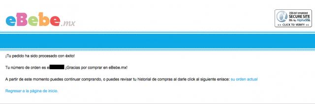 envio ebebe.mx