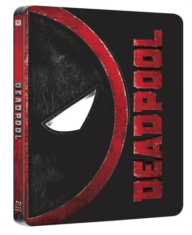 steelbook deadpool