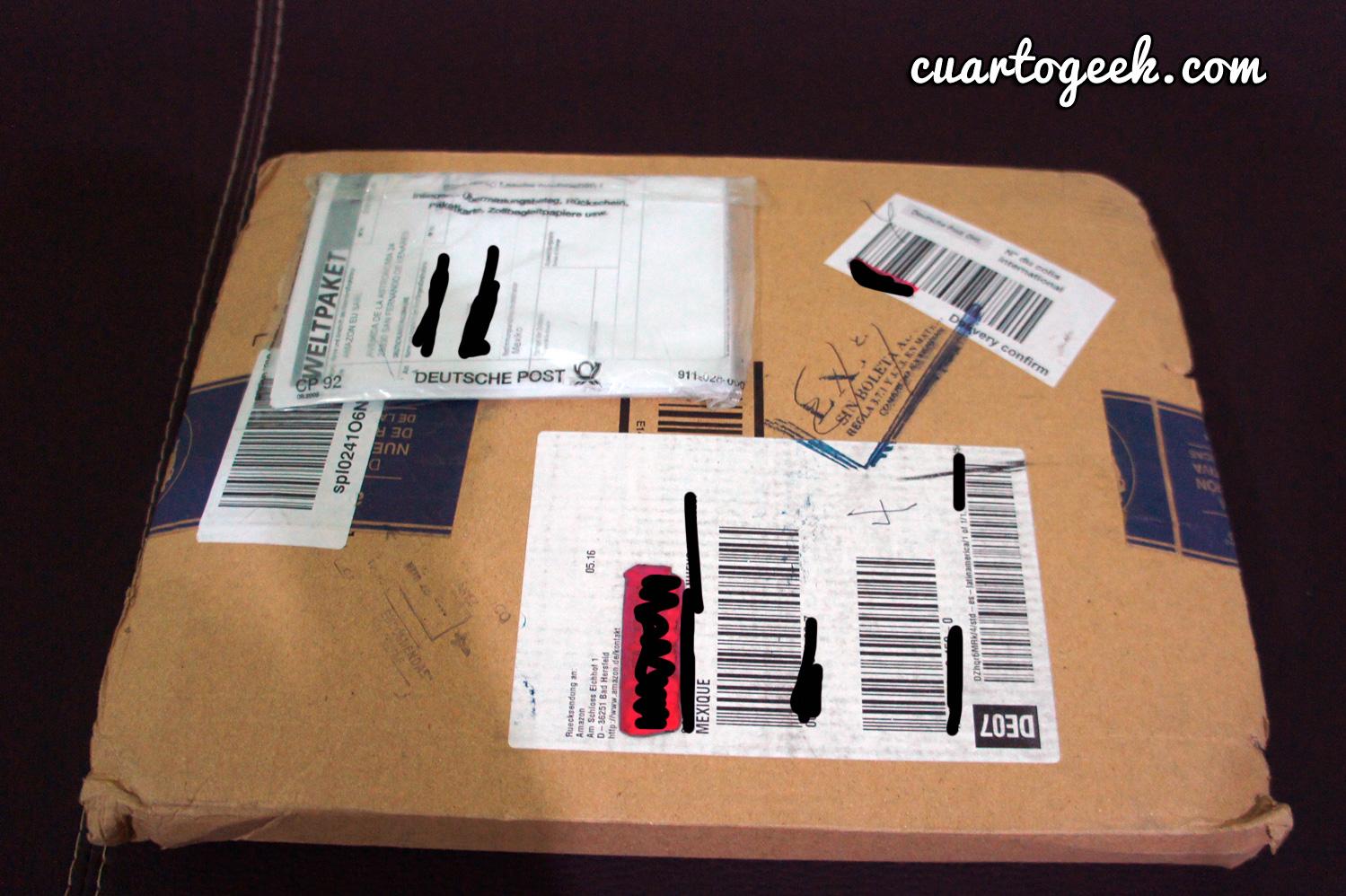 Envio España Amazon