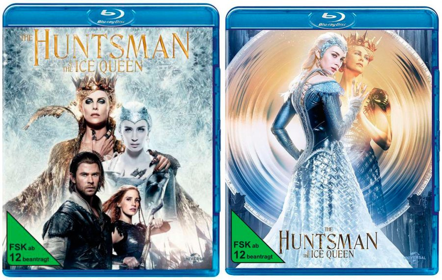 bluray-the-huntsman-and-the-ice-queen