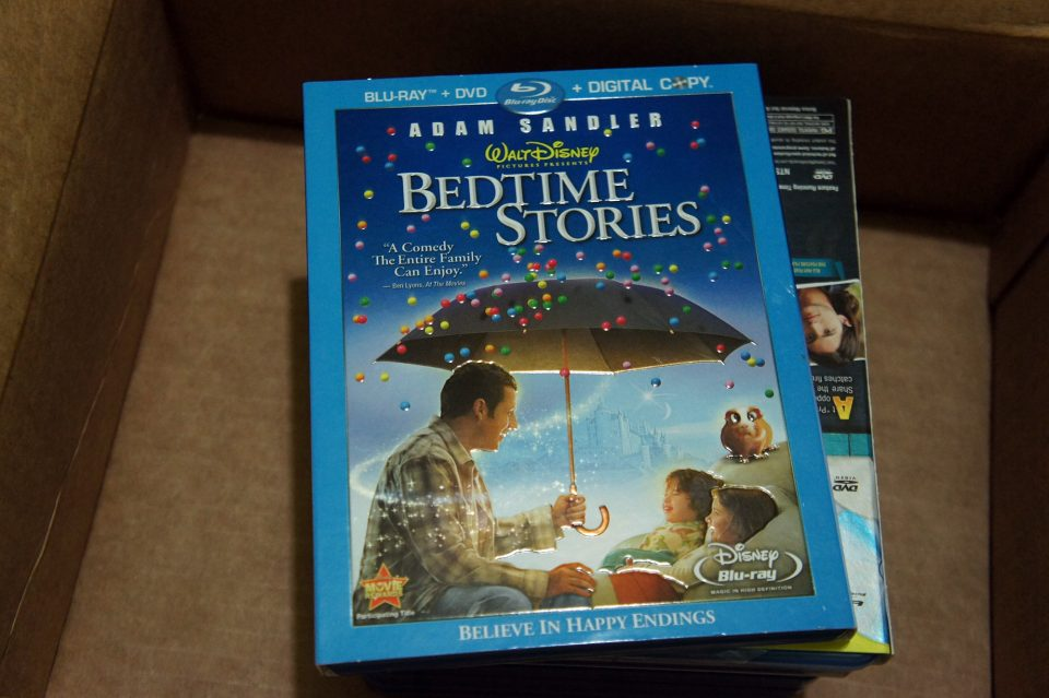 bedtime stories slipcover