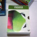 coleccion 3 peliculas muppets dvd
