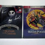 Ediciones exclusivas Target: Hocus Pocus y The Nightmare Before Christmas