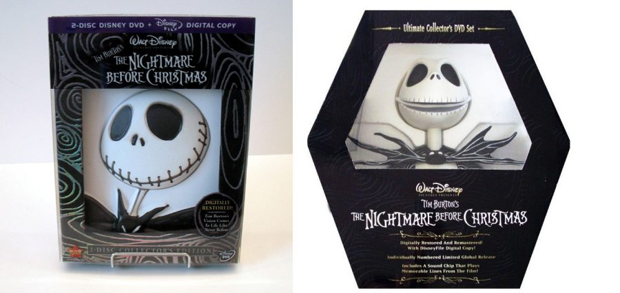 nightmare before christmas collector ultimate edition