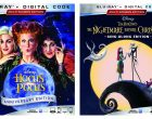 nightmare before christmas hocus pocus 25 aniversario
