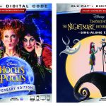 Edición del 25 aniversario de Hocus Pocus y The Nightmare Before Christmas