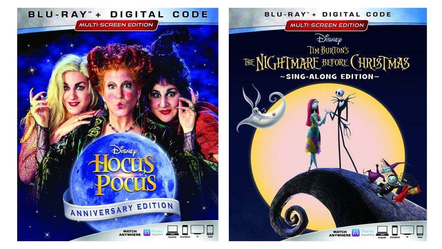 nightmare before christmas hocus pocus 25 aniversario