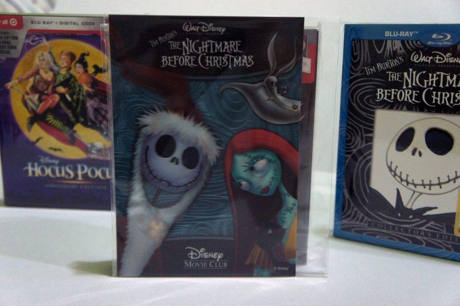 tarjeta lenticular extraño mundo de jack