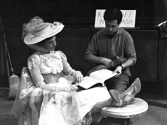 tony dalton julie andrews