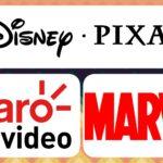 Catálogo de películas Disney en Clarovideo