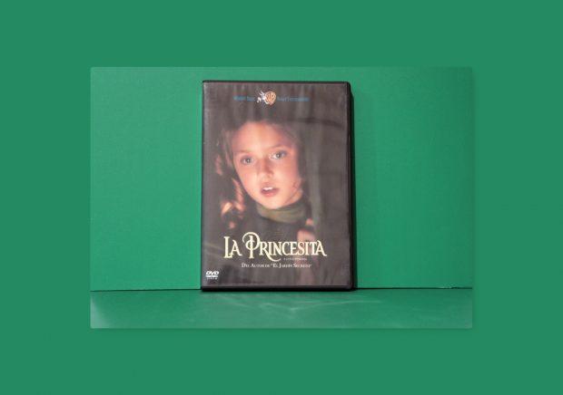 la princesita dvd