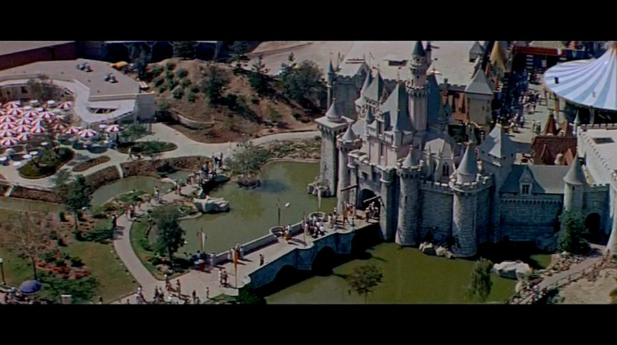 construccion castillo bella durmiente 2