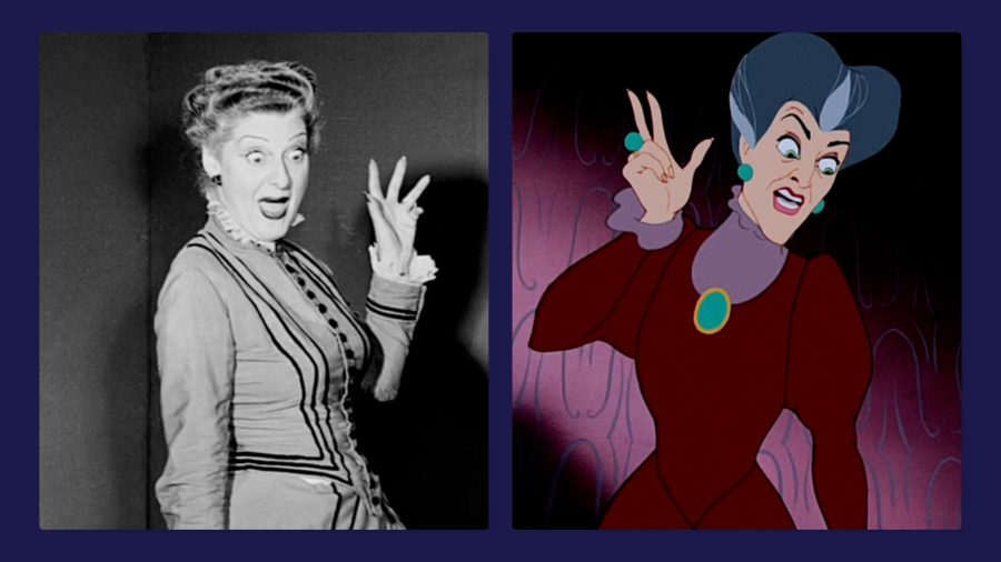 eleanor audley la cenicienta madrastra