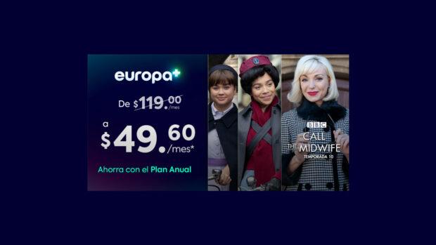 europa plus suscripcion anual descuento